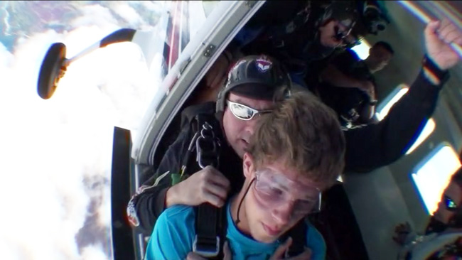Skydive Hawaii - Fallschirmsprung auf Oahu