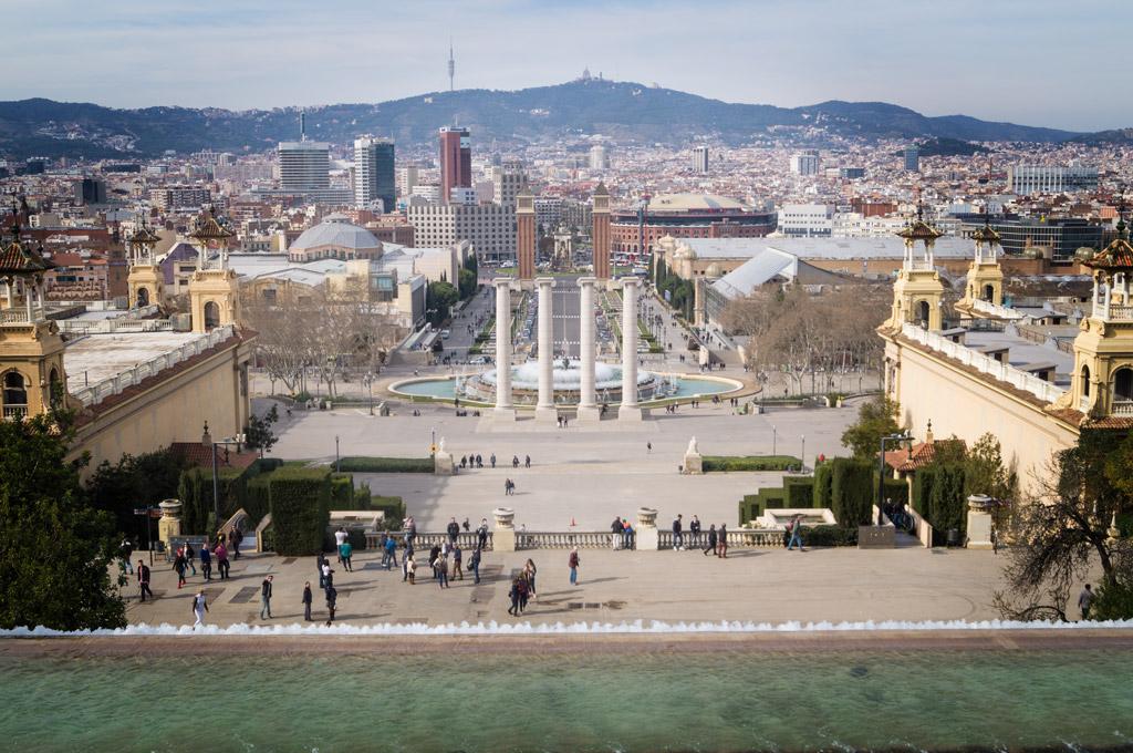 Barcelona Bilder - Barcelona Fotos