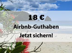 18€ Reiseguthaben